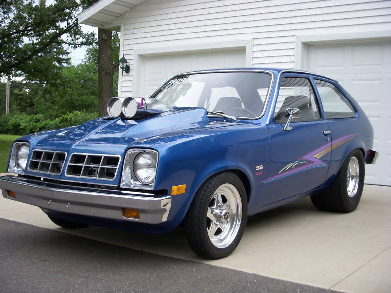 Chevrolet Chevette Photos, Informations, Articles ...
