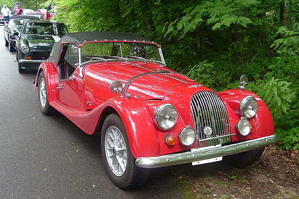 2006 Morgan Plus 8 #2
