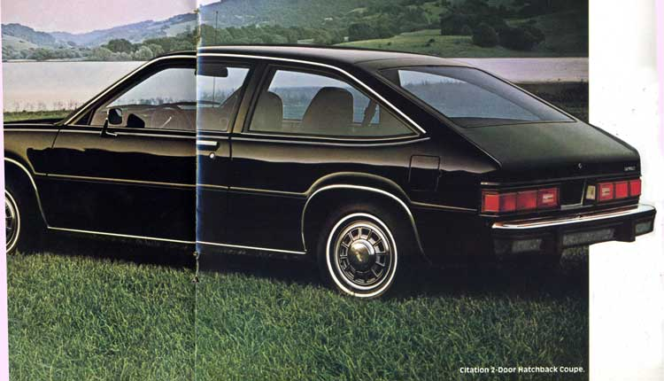 1979 Chevrolet Citation #12
