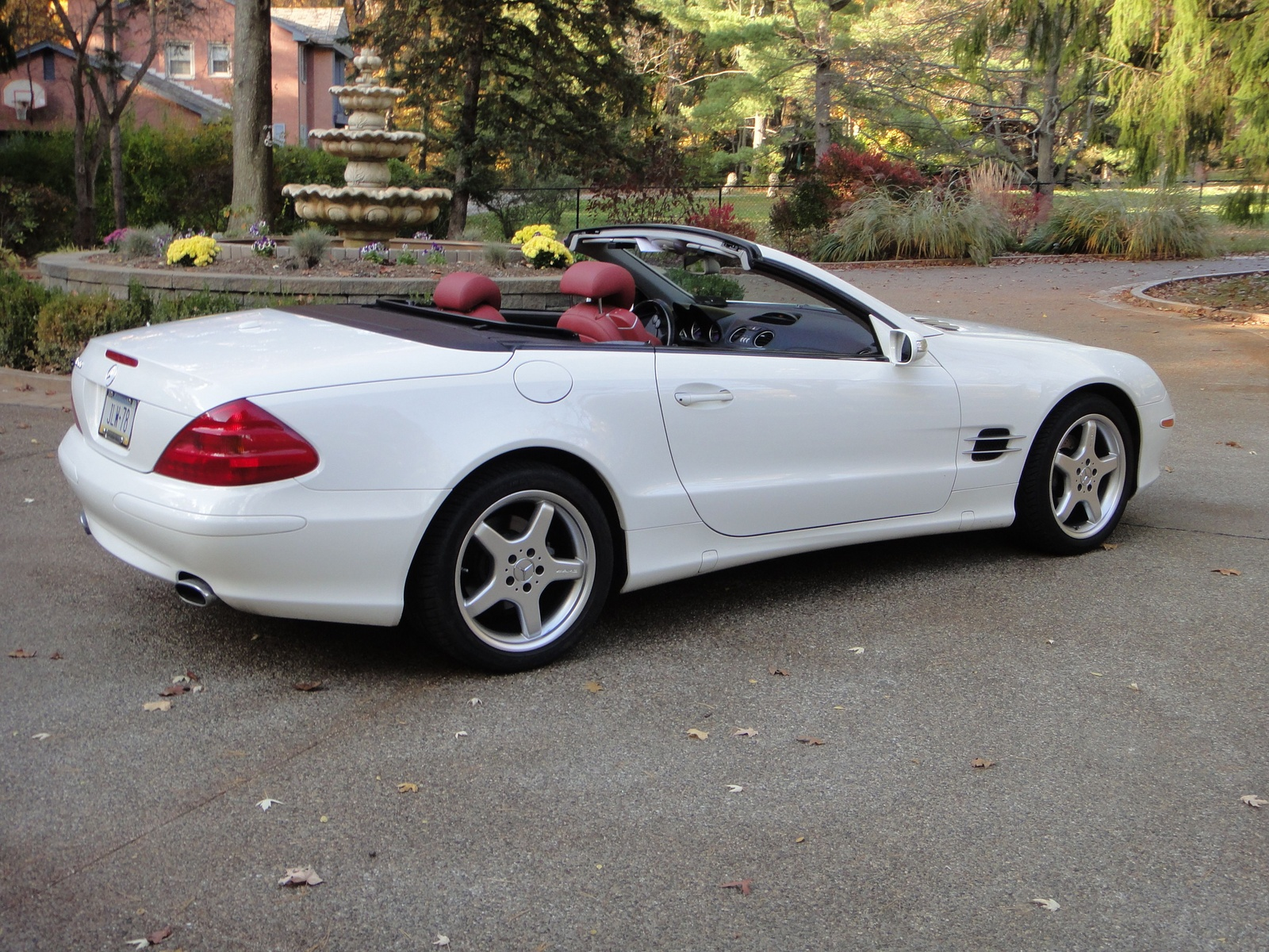2006 Mercedes-Benz SL #19
