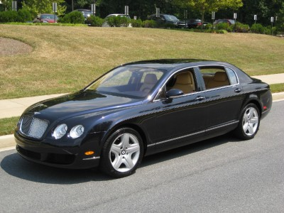 2006 Bentley Continental Flying Spur #5