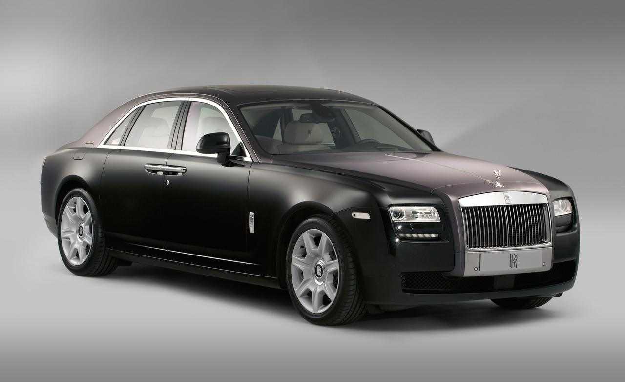 2014 Rolls royce Ghost #1