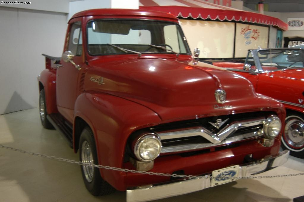 1955 Ford F #7