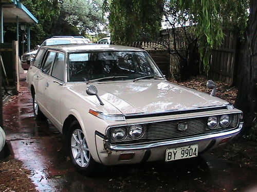 1970 Toyota Crown #15