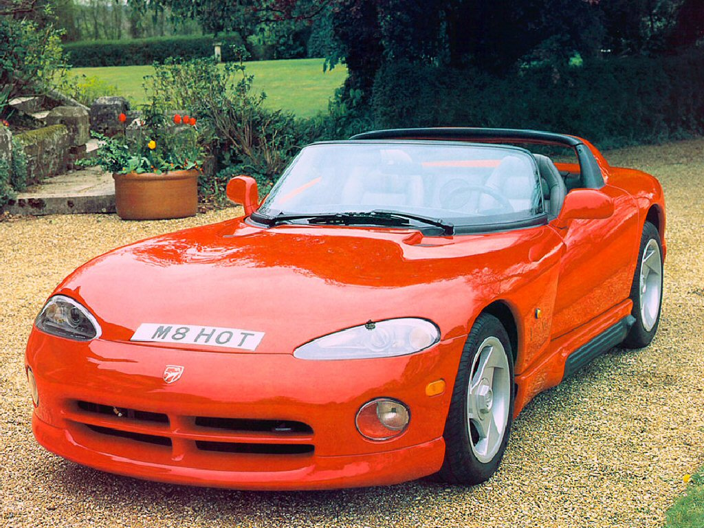 1993 Chrysler Viper #7