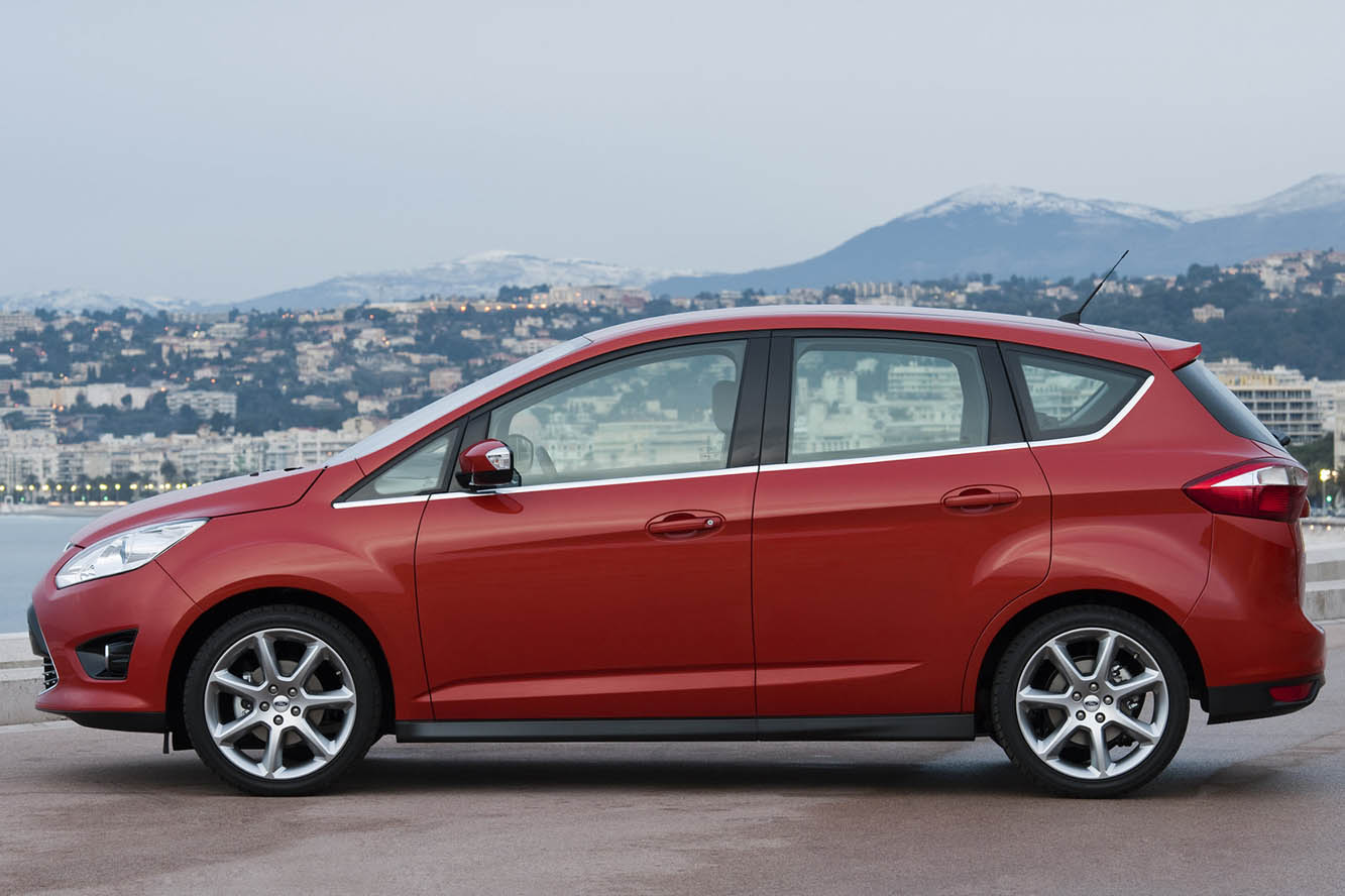 2010 Ford C-Max #7
