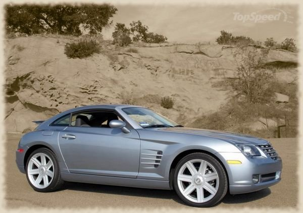 2007 Chrysler Crossfire #1