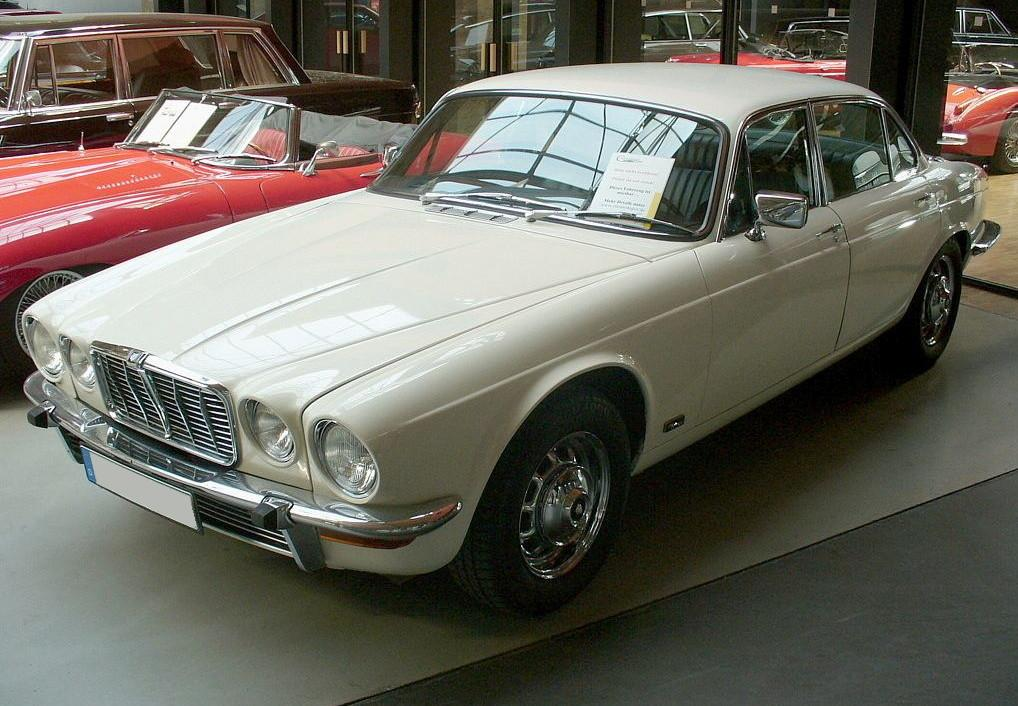 1993 Jaguar Xj-series #11