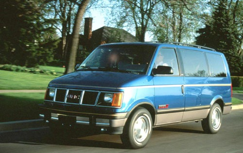 1993 Gmc Safari #1
