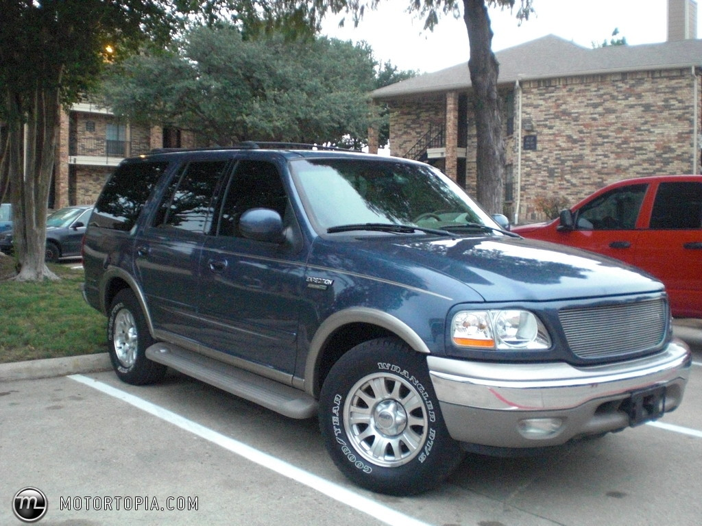 2000 Ford Expedition #12