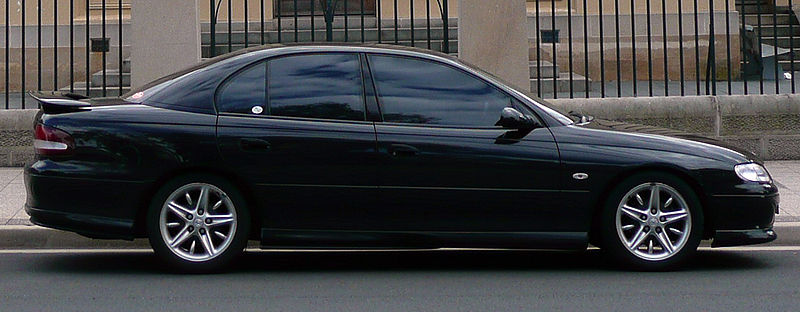 2000 Holden Commodore #16