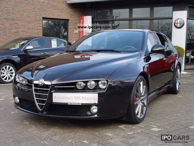 2010 alfa romeo 159 photos informations articles. Black Bedroom Furniture Sets. Home Design Ideas