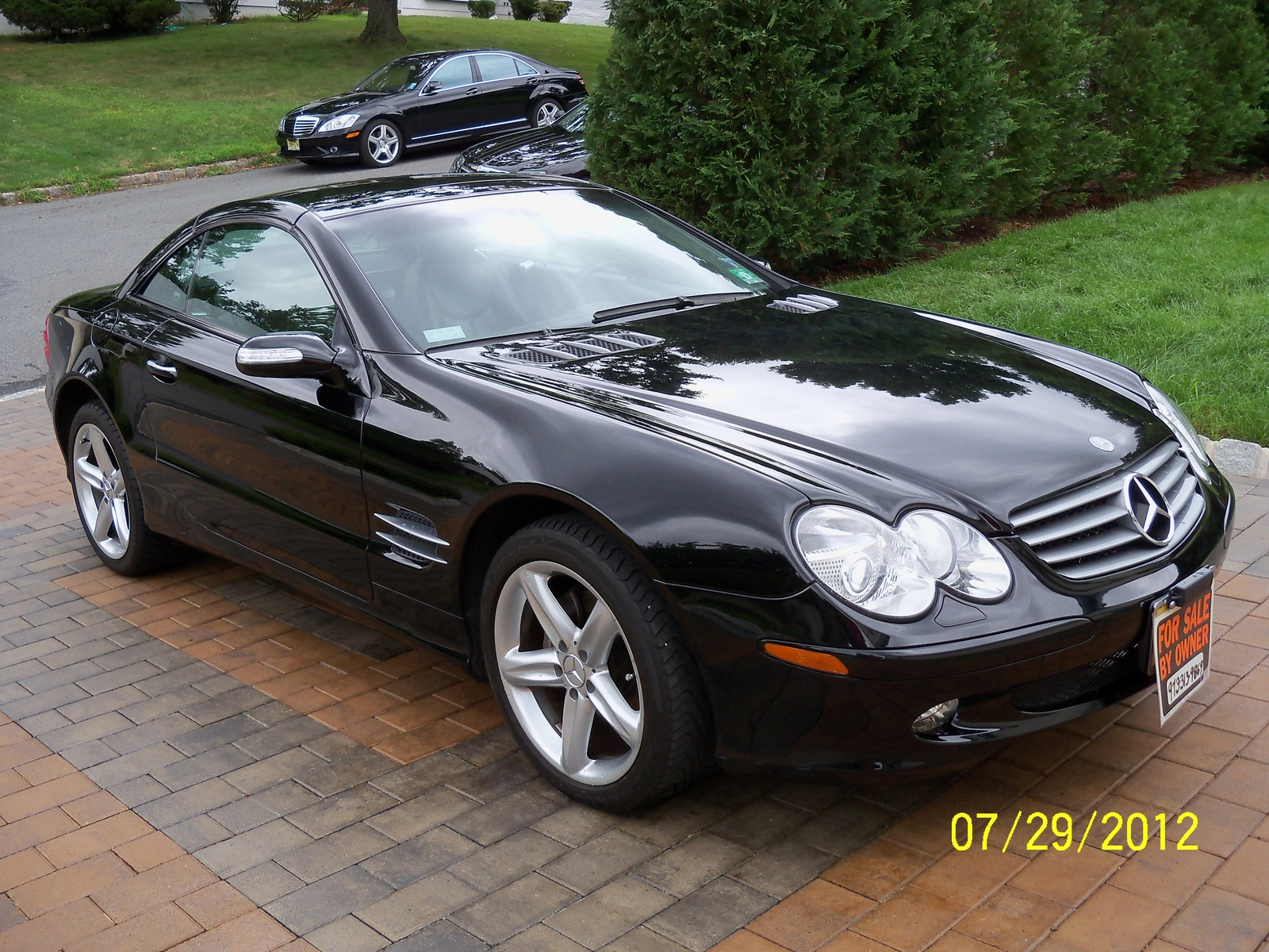 2004 Mercedes-Benz SL #12