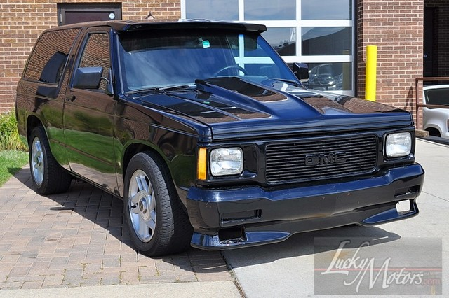 1990 GMC S-15 Jimmy #9