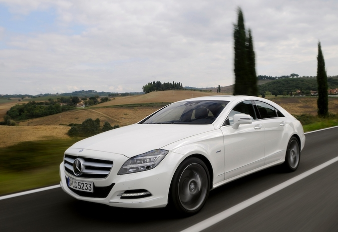 2012 Mercedes-Benz CL #8