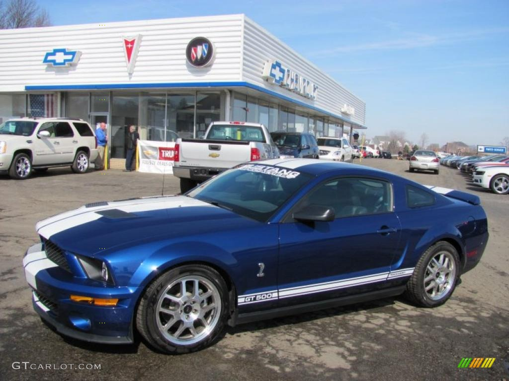 2008 Ford Shelby GT 500 #16