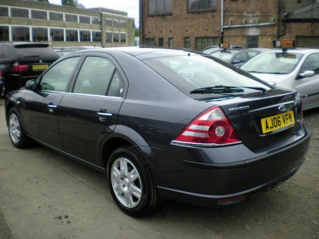 2006 Ford Mondeo #6