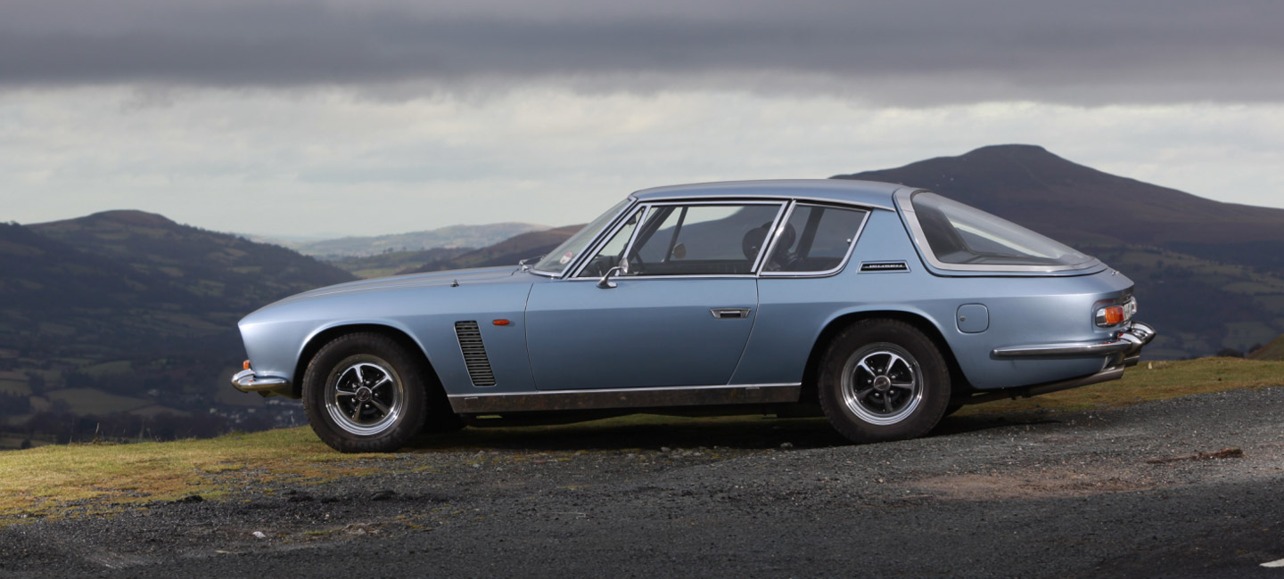 1993 Jensen Interceptor #5