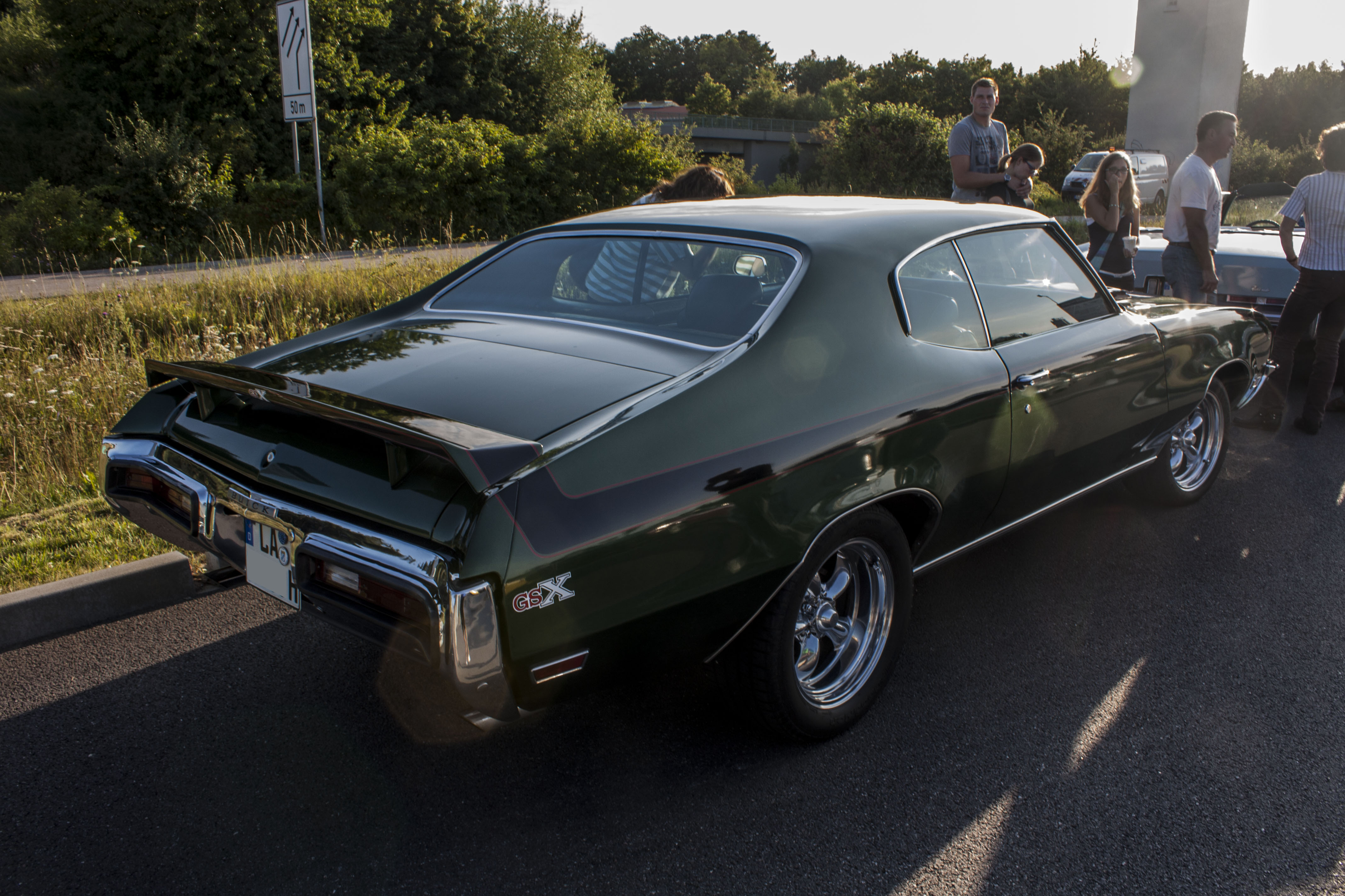1969 Buick GS #8