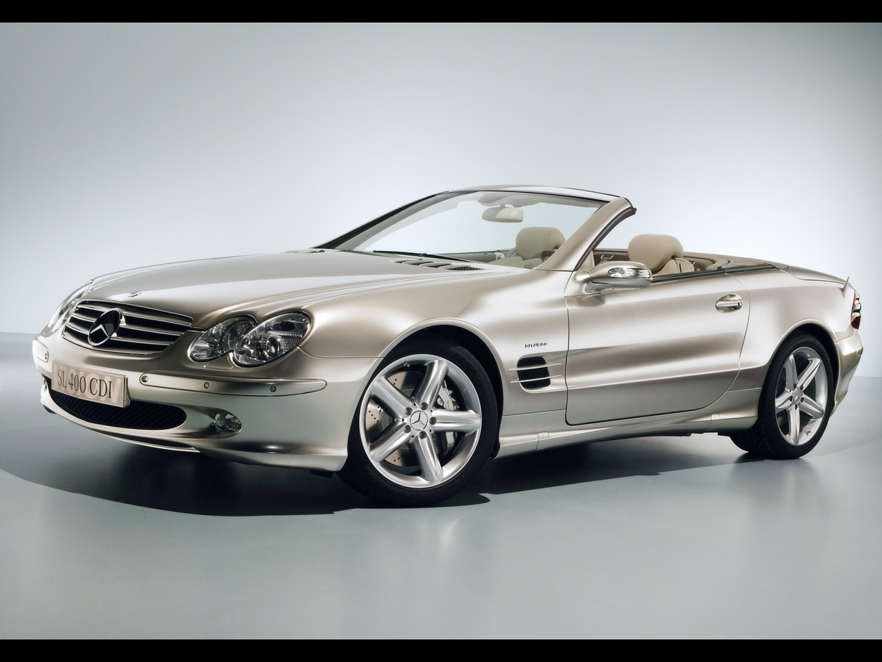 2005 Mercedes-Benz SL #14