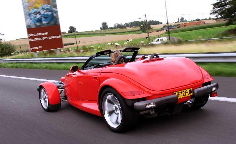 Dodge Prowler #12