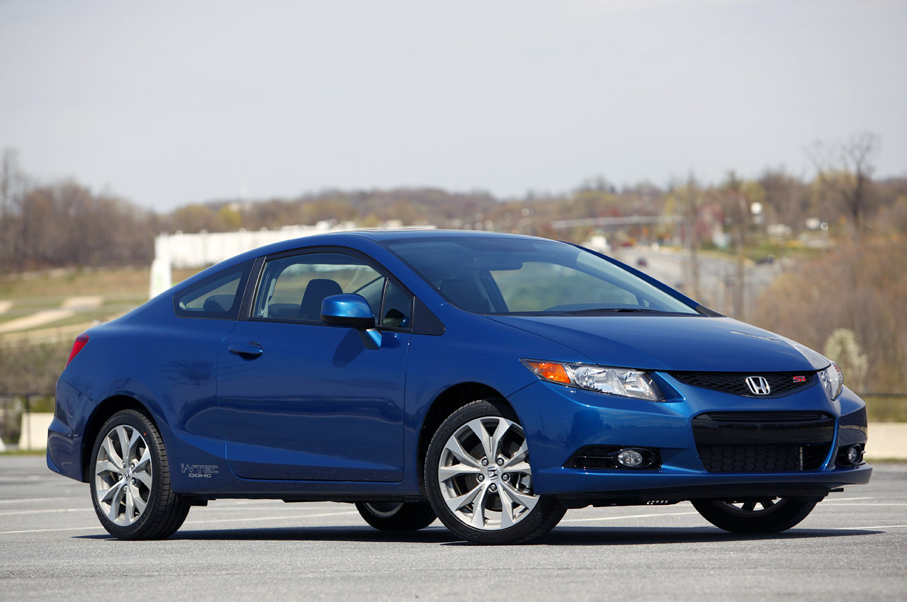 2012 Honda Civic #6