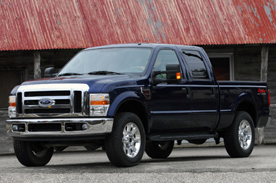 2009 Ford F-250 Super Duty #3