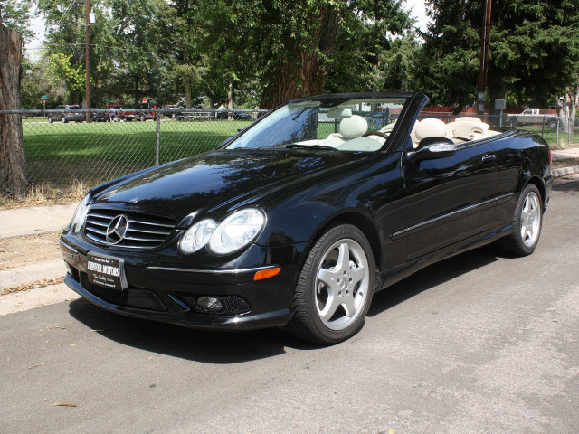 2004 Mercedes-Benz CLK #10