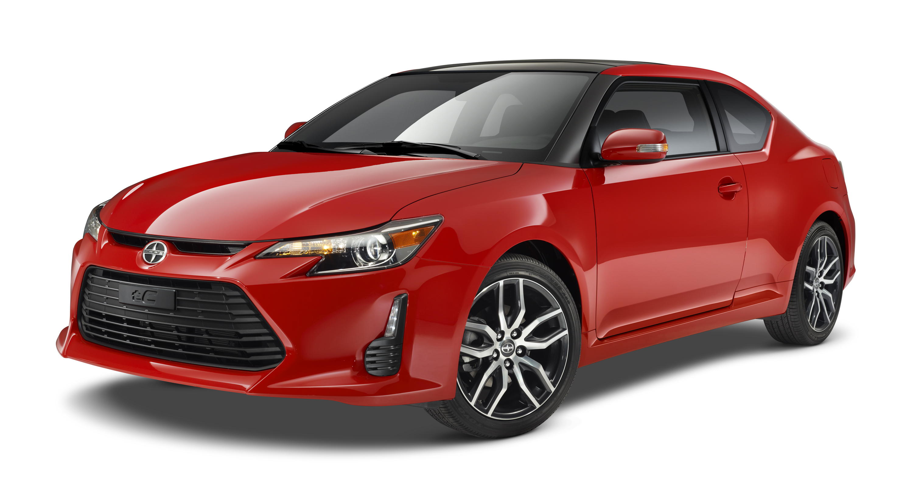 2014 Scion Tc #1