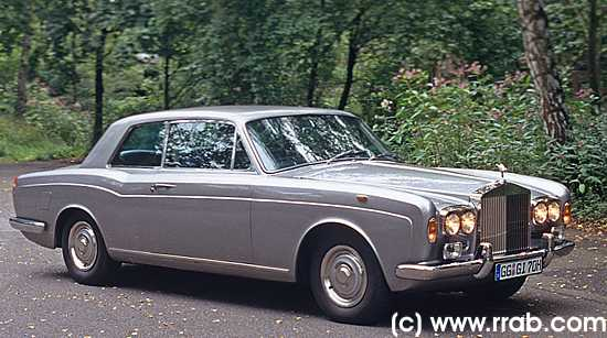 1965 Rolls royce Silver Shadow #6