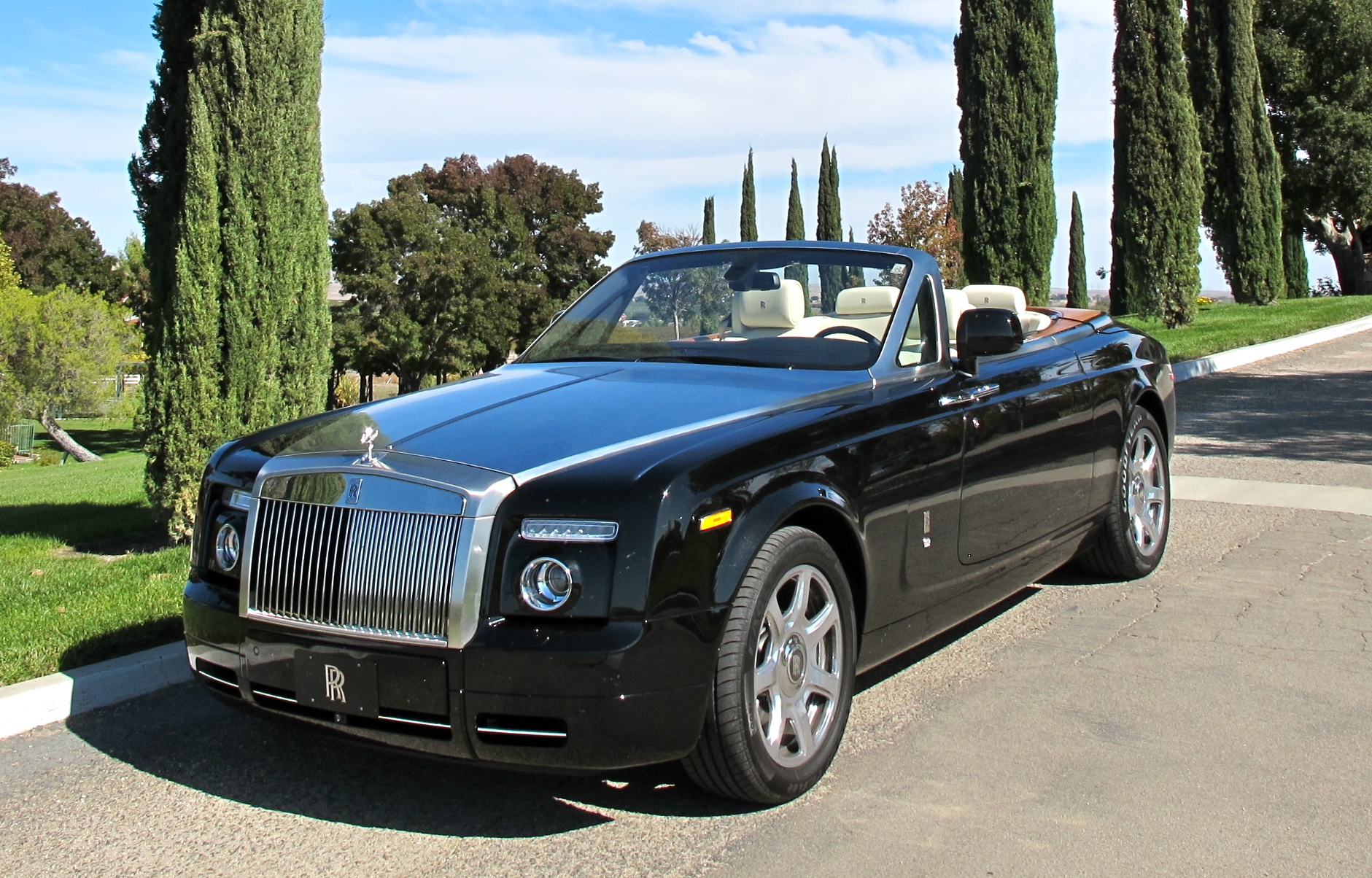 2011 Rolls royce Phantom Drophead Coupe #4