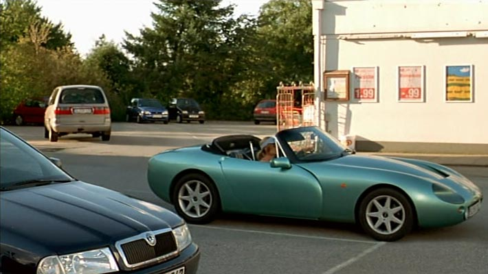 1993 TVR Griffith #8