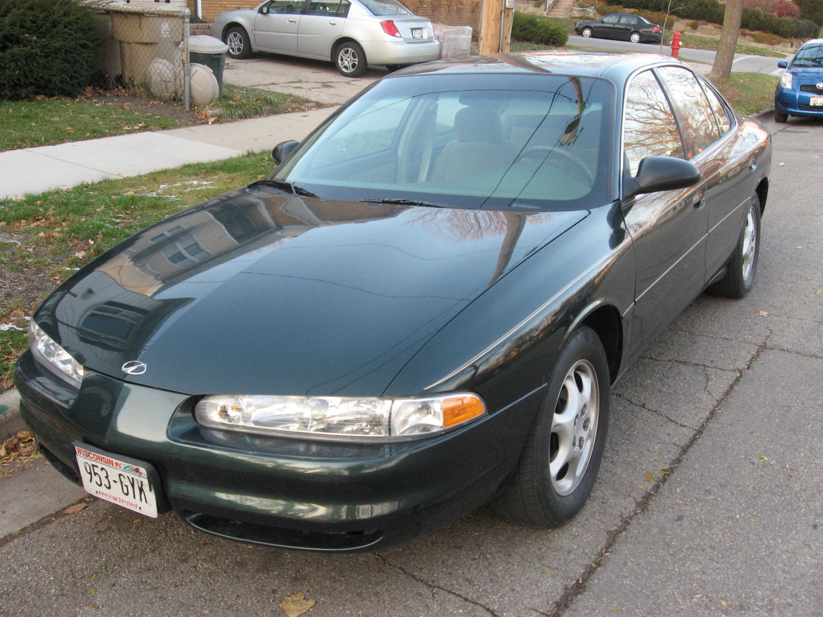 Oldsmobile Intrigue #12