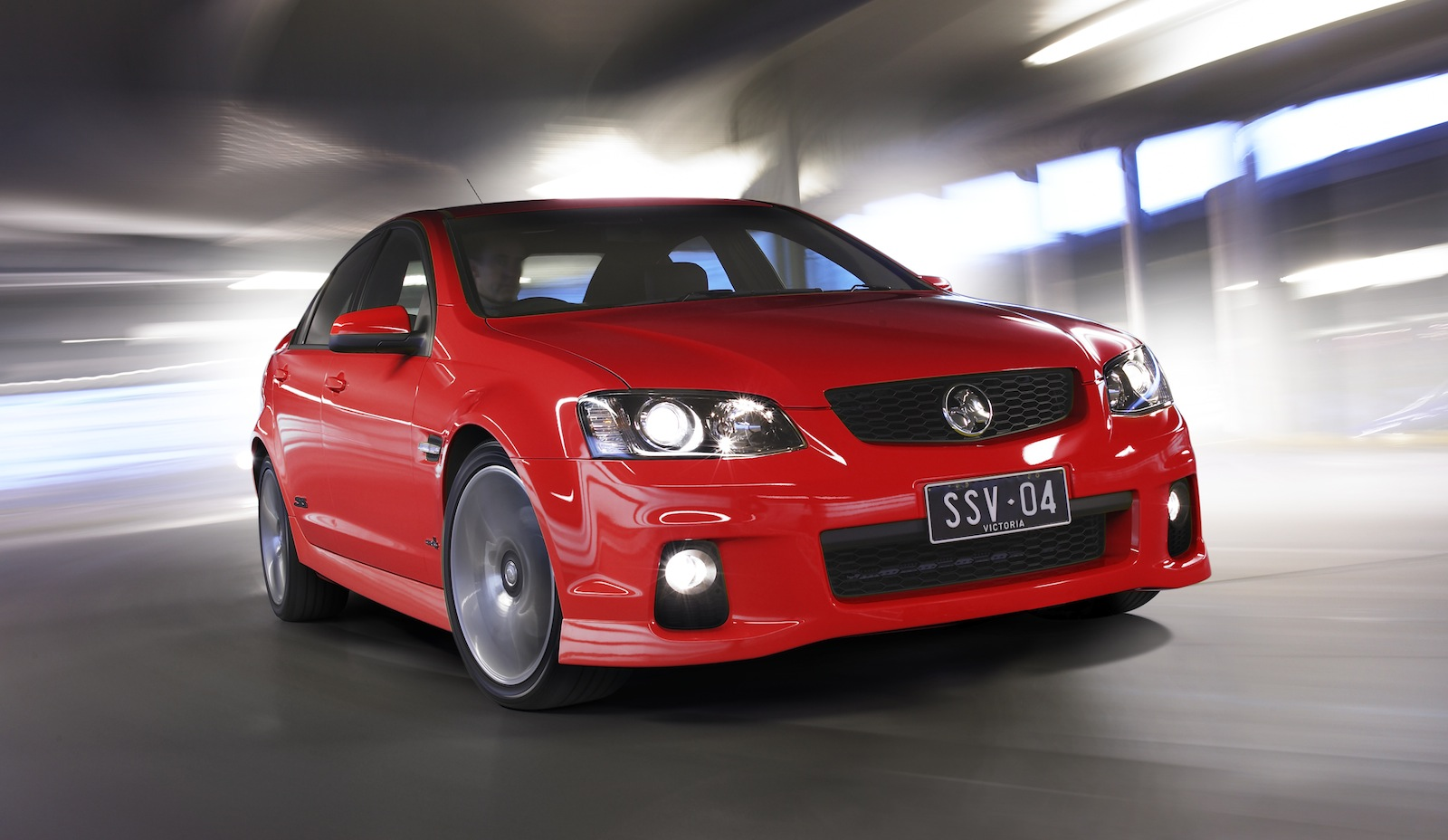 Holden Commodore #17