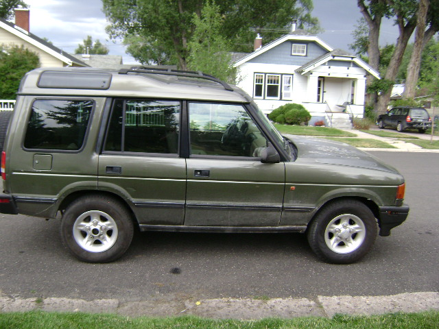 1997 Land Rover Discovery #10