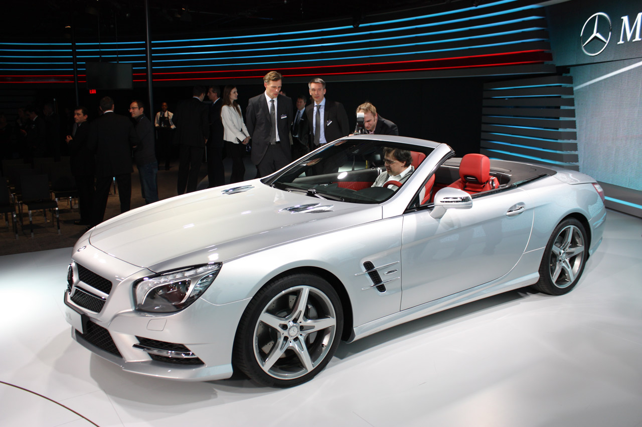 2013 Mercedes-Benz SL #2