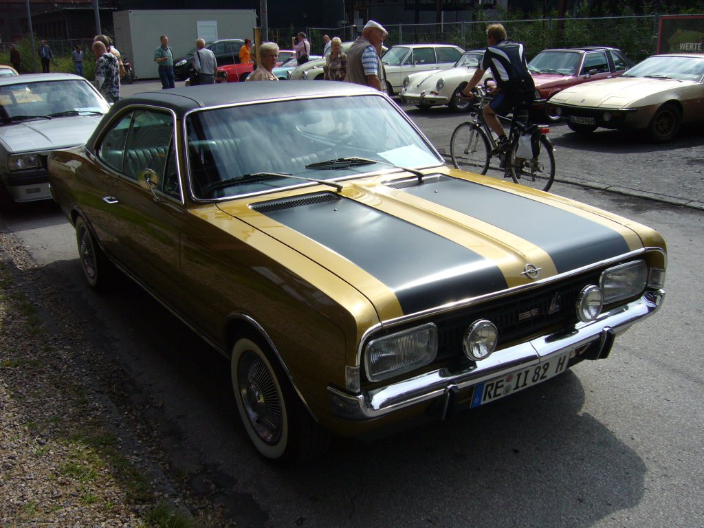 1971 Opel Commodore #10