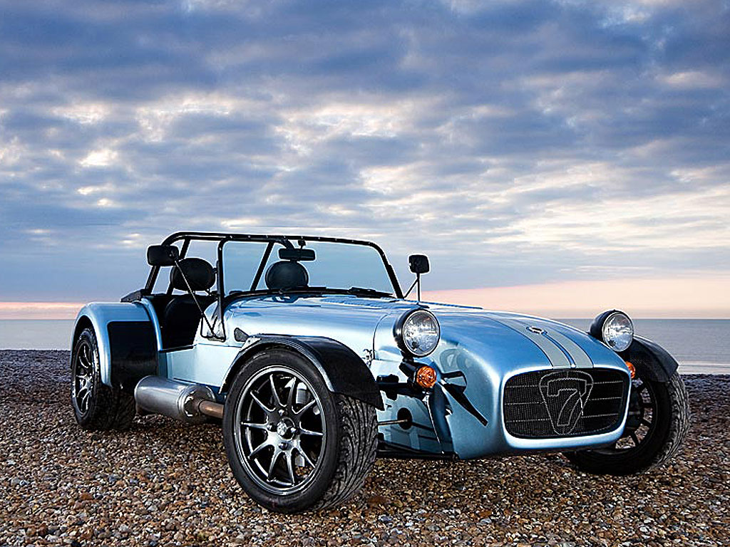 1992 Caterham Super 7 #7