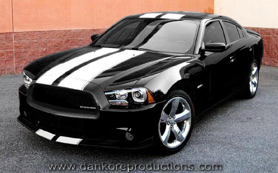 2012 Dodge Charger #11
