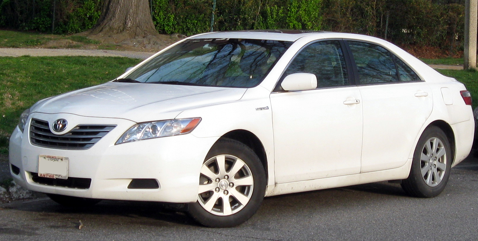 2007 Toyota Camry Hybrid Photos, Informations, Articles ...