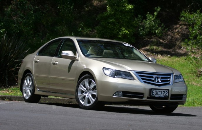 2009 Honda Legend #3