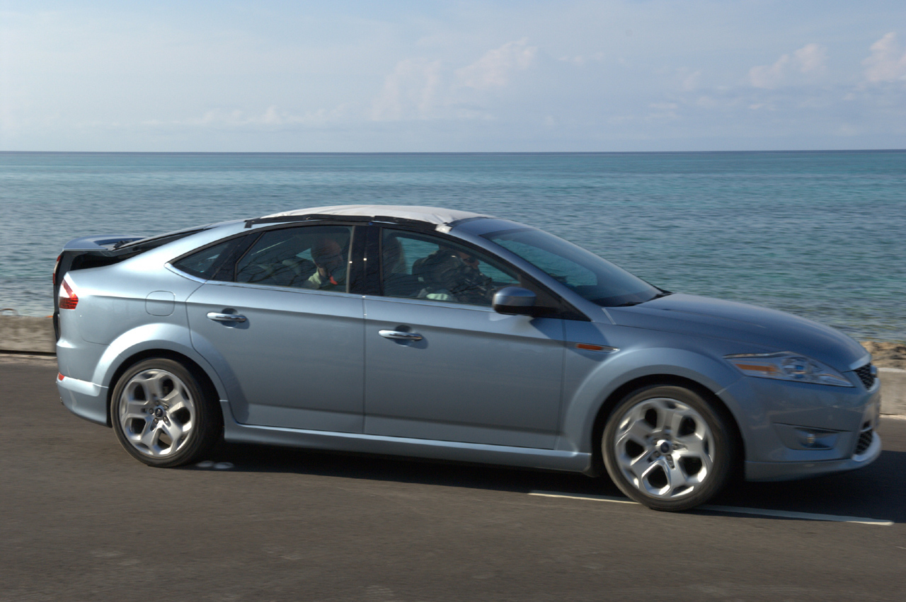 2006 Ford Mondeo #8