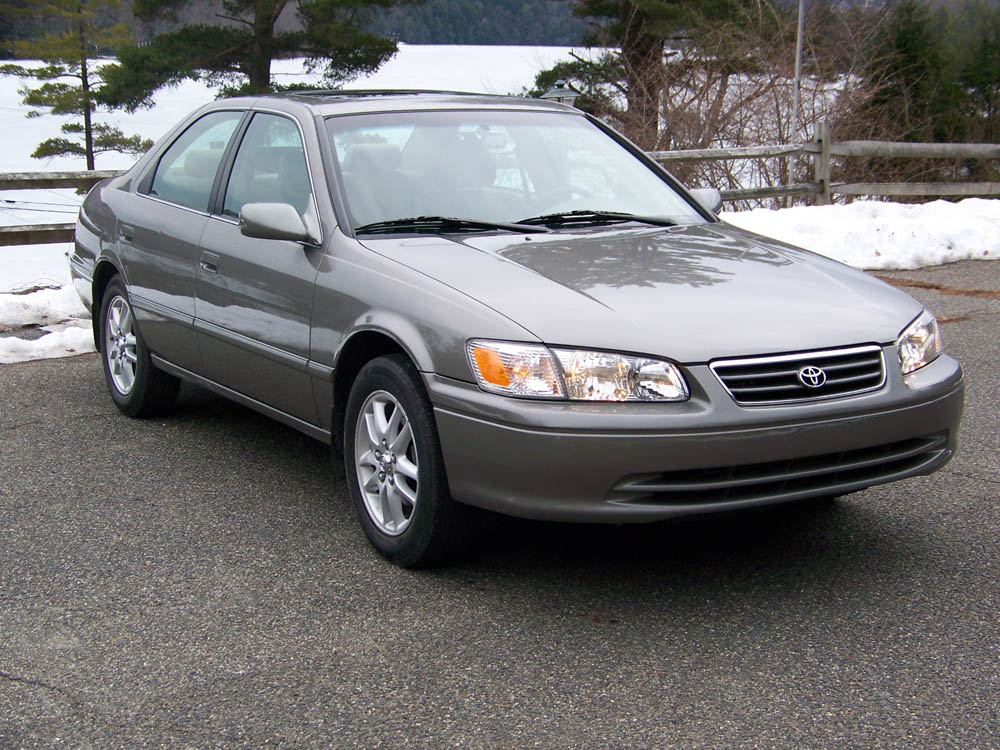 2001 toyota camry photos informations articles. Black Bedroom Furniture Sets. Home Design Ideas