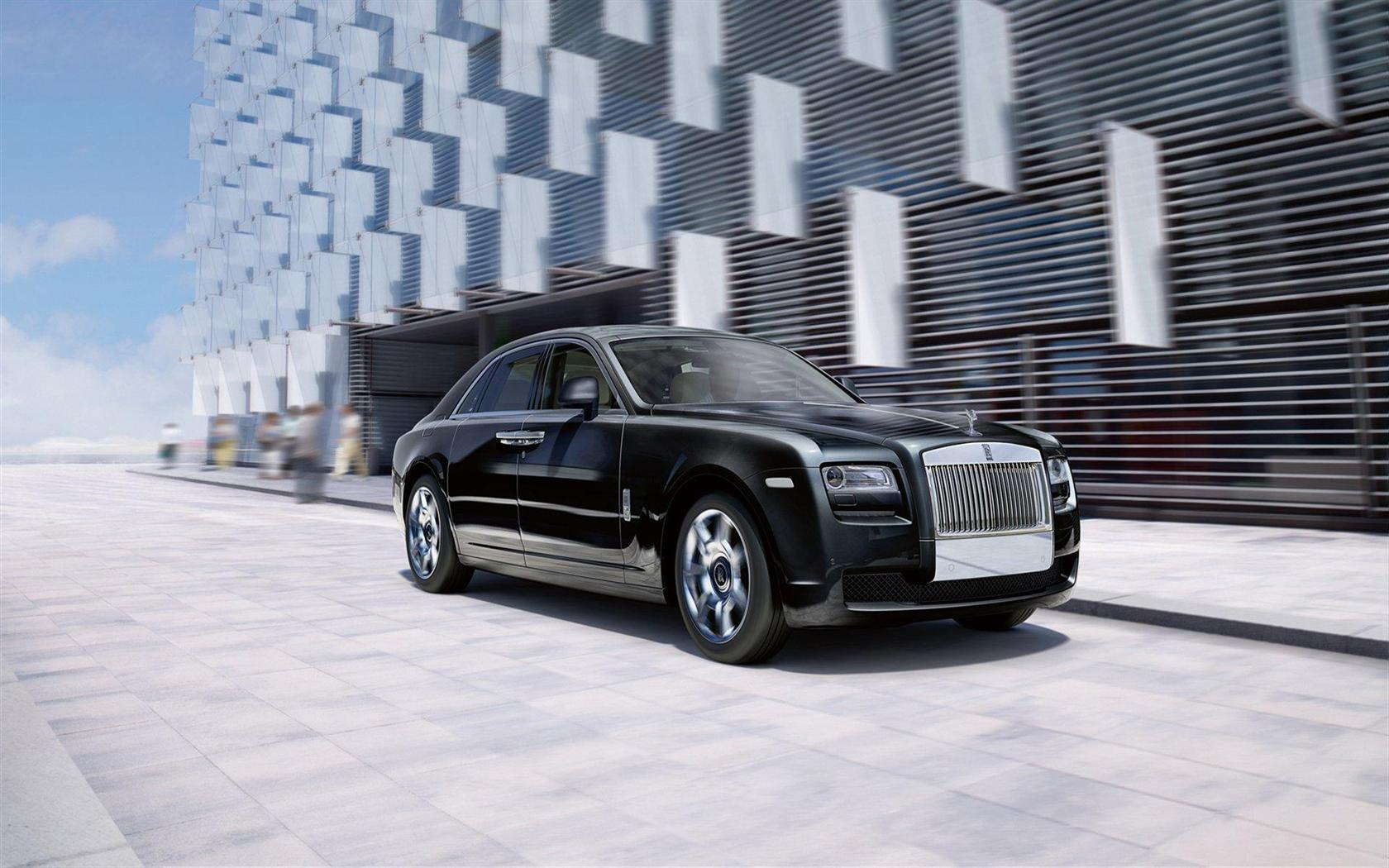 2012 Rolls royce Ghost #3