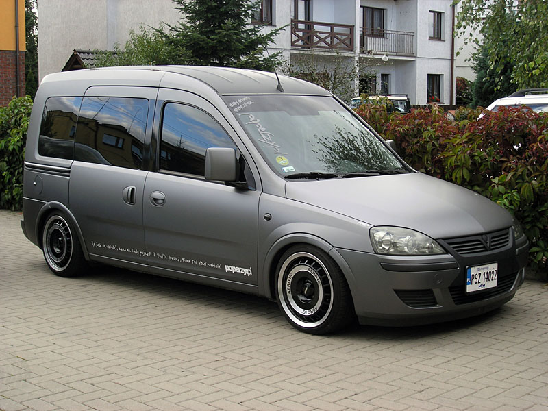 2003 opel combo photos informations articles. Black Bedroom Furniture Sets. Home Design Ideas