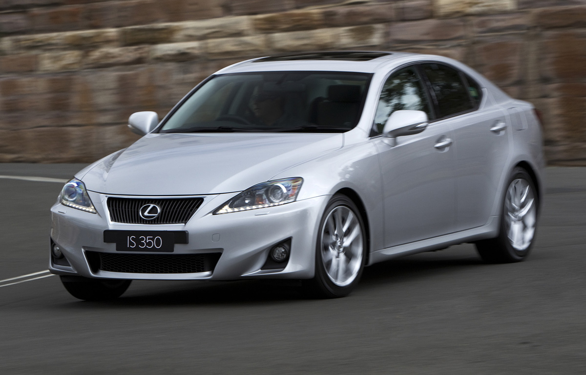 2010 Lexus Is 350 #3