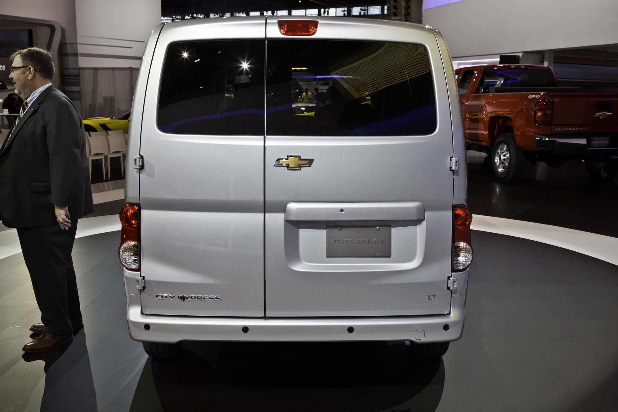 2015 Chevrolet City Express #5