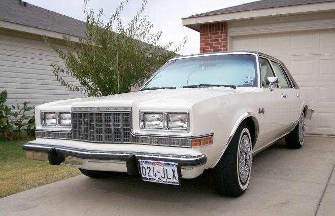 1985 Plymouth Gran Fury #3