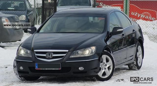 2007 Honda Legend #12