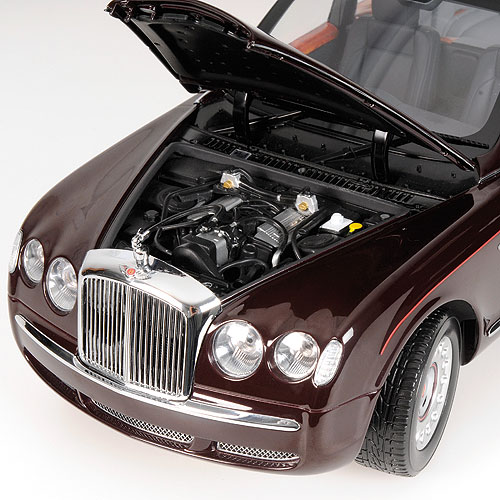 2002 Bentley State Limousine #15
